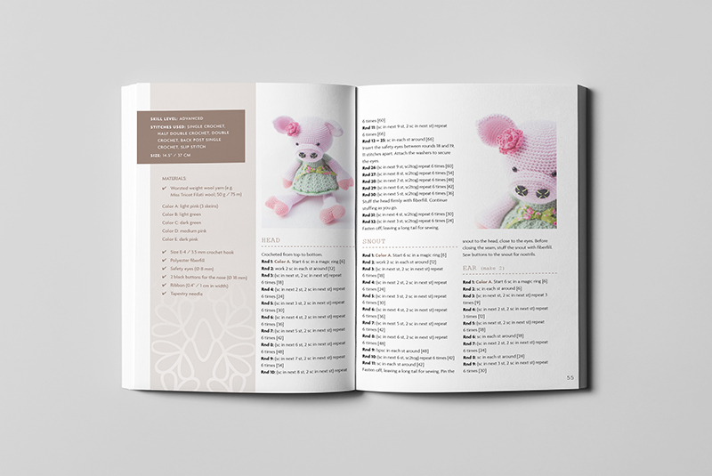 Cuddly Amigurumi Toys | Crochet, Crochet dolls, Crochet doll pattern | 535x800