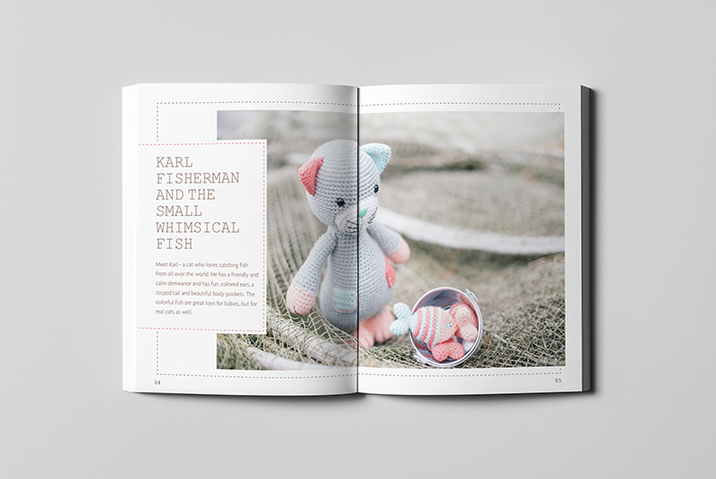 Cuddly Amigurumi Toys - Amazing book bundle! - Amigurumipatterns.net | 535x800